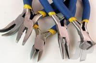 Tools - Mini Pliers Set 5 Piece